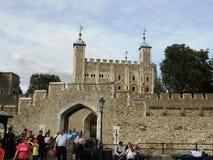 Torre di Londra Fotografia Stock
