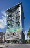 Torre di Malie che alloggia VNO-NCW Progettato dagli architetti Benthem Crouwel L'aia, Paesi Bassi Fotografia Stock Libera da Diritti