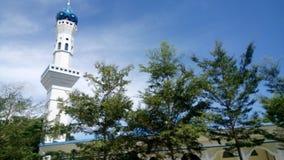 Torre di masjid Immagini Stock