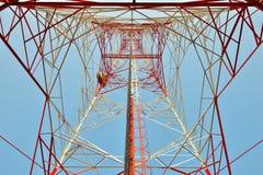Torre di microonda Immagine Stock Libera da Diritti