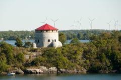 Torre di Murney - Kingston - Canada Fotografie Stock Libere da Diritti