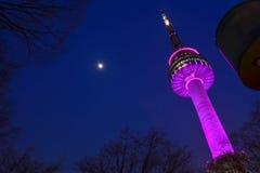Torre di Namsan Seoul Fotografia Stock Libera da Diritti