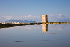 Torre di Nubia, Sicily Stock Photos