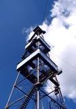 Torre di olio Immagini Stock Libere da Diritti