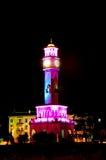 Torre di orologio Fotografia Stock