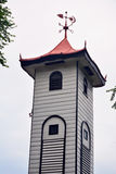 Torre di orologio di Atkinson in Kota Kinabalu, Malesia Fotografia Stock Libera da Diritti
