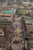 Torre di orologio di Betong, Yala, Tailandia Fotografie Stock Libere da Diritti