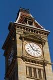 Torre di orologio di Birmingham Fotografie Stock