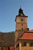 Torre di orologio di Brasov Fotografia Stock Libera da Diritti