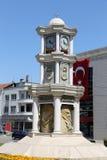 Torre di orologio di Bursa Heykel immagini stock