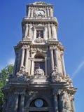 Torre di orologio di Dolmabahce immagine stock libera da diritti