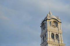 Torre di orologio di Penang a Penang, Malesia Immagini Stock