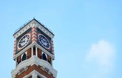Torre di orologio di Sapporo, Hokkaido, Giappone Immagine Stock