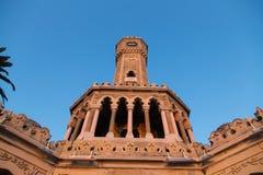 Torre di orologio di Smirne Fotografia Stock