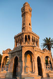 Torre di orologio di Smirne Fotografia Stock Libera da Diritti