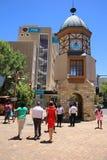 Torre di orologio di Windhoek Fotografia Stock Libera da Diritti