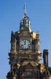 Torre di orologio, Edimburgo illustrazione vettoriale