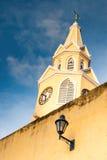Torre di orologio pubblica Immagine Stock