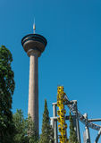 Torre di osservazione Fotografia Stock