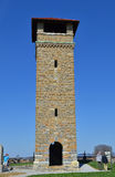 Torre di osservazione - campo di battaglia nazionale di Antietam Fotografia Stock