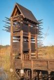 Torre di osservazione dell'uccello Fotografia Stock Libera da Diritti