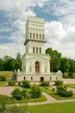 Torre di osservazione nella città Immagine Stock Libera da Diritti