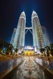 Torre di Petronas Fotografie Stock Libere da Diritti