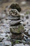 Torre di pietra Fotografie Stock Libere da Diritti