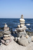 Torre di pietra Immagine Stock
