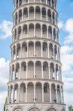 Torre di Pisa fotografia stock libera da diritti