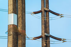 Torre di potenza Immagine Stock Libera da Diritti