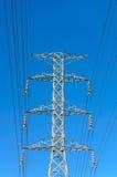 Torre di potenza Fotografia Stock