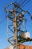 Torre di potenza Fotografia Stock Libera da Diritti