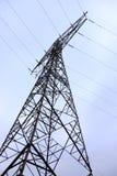 Torre di potenza Fotografie Stock Libere da Diritti