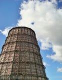 Torre di raffreddamento Fotografia Stock Libera da Diritti