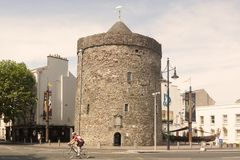 Torre di Reginald Città di Waterford Fotografia Stock