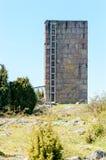 Torre di rovina Fotografia Stock