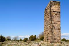 Torre di rovina Fotografia Stock Libera da Diritti
