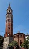Torre di Royal Palace (circa XVIII il C.). Milano, Italia Fotografia Stock Libera da Diritti