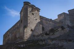 Torre di Sabiote del castello Fotografia Stock