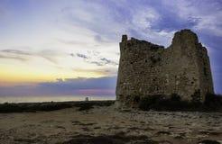 Torre di Saleneto Fotografie Stock