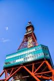 Torre di Sapporo TV a Sapporo Giappone Fotografia Stock Libera da Diritti