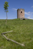 Torre di Sauchie fotografia stock libera da diritti
