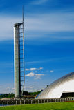 Torre di scienza al centro di scienza a Glasgow Immagine Stock Libera da Diritti
