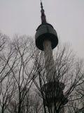 Torre di Seoul Fotografia Stock