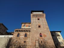 Torre di Settimo in Settimo Torinese immagine stock