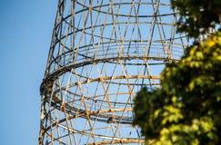 Torre di Shukhov Fotografie Stock