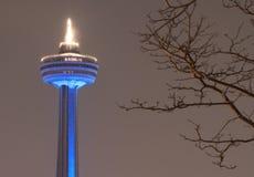 Torre di Skylon fotografie stock