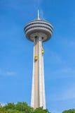 Torre di Skylon, cascate del Niagara, Ontario, Canada Immagini Stock