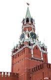 Torre di Spasskaya Immagini Stock Libere da Diritti
